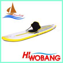 Prancha de stand up paddle inflável com assento
