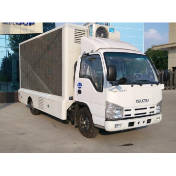 Iklan Layar LED Led Wall Panel Mobile Truck