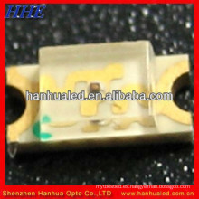 1206 RGB Tri-Color SMD LED