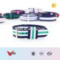 Multi cor pulseiras de relógio de nylon