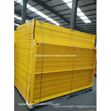 6ftx10FT Movable PVC Coated Canada Temporary Fence
