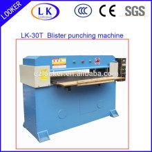 Machine hydraulique à découpe en plastique haute vitesse pour produits en plastique et sous forme de formage sous vide