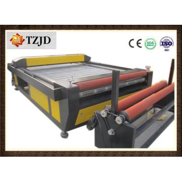 Máquina de corte automática del laser de la tela del fabricante del fabricante chino