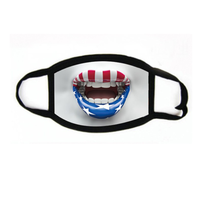 Cotton Party Ear Loop party Masks