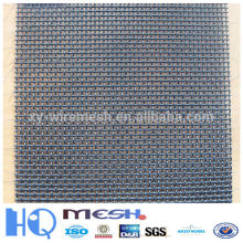 stainless steel crimped mesh for invisible screens