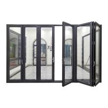WANJIA aluminum doors aluminium bifold doors