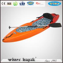 2016 New Rotomold Single Kayak Sitzen auf Top Kajak Freizeit Leben beliebt