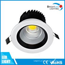 Alta Luminação LED Down Light com CE RoHS
