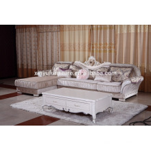 2016 french style living room sectional sofa set KW9107