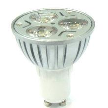 Высокая мощность E27 GU10 GU5.3 MR16 24v 12v 3w солнечный прожектор сада
