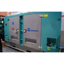 Denyo 1800rpm Silent Standby Diesel Electric Generator for Hospital
