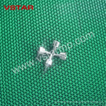 Cnc-drehende Bearbeitungsteile für elektronische Industrie-hohe Präzisions-Ersatzteile Vst-0902
