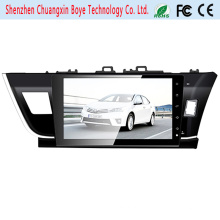 Android GPS Car DVD Navigation GPS pour Toyota New Corolla