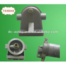 aluminium die-cast Diesel Fuel Filter Cap with Pilot Run Applicated for Mann No.:WDK724
