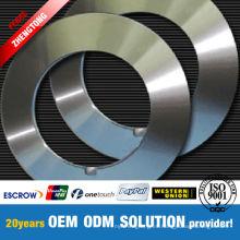 Cortadores de disco de metal de precisión rotativa