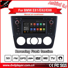Hla8821 Android 5.1 Car DVD GPS for BMW 1 E81 E82 E88 Navigation Android Phone Connections