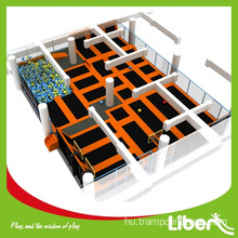Hot Selling Indoor Big Air Trambulin eladó