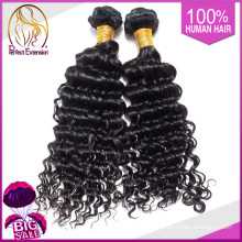 Buy Chinese Products Online Jerry Curl Malaysian Virgin Human Hair