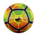 Ballon de soccer de football en PU plastifié de taille officielle