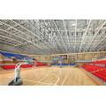 New Design Prefab Steel Basketball Bleacher Covering