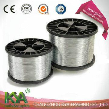 10 libras de alambre de costura redonda