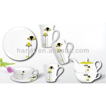 Ceramic Tableware Breakfast Set