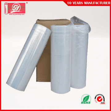 LLDPE Coast Stretch Film för Wrap Pallet