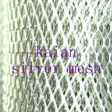 Hot sale pure silver mesh for battery / electricity / Laboratory Experiment-----30 years factory