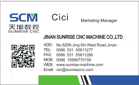 Name card of Cici