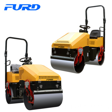 Smooth Wheel Vibratory Mini Road Roller Compactor Smooth Wheel Vibratory Mini Road Roller Compactor FYL-890