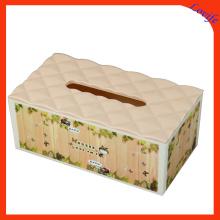 Plastic Diamond Design Top Cartoon Tissue Boxes (FF-5068-1)