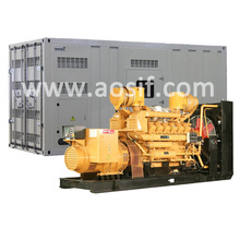 Chinese Diesel Engine Silent Generator Set