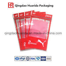 Underwear/Socks/Garment Plastic Bag with Good Quality