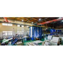 Línea de máquinas de paneles compuestos de aluminio A2