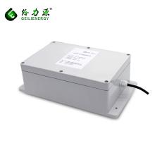 OEM / ODM personalizado de larga duración recargable de ciclo profundo 30A batería de ion de litio 12v 100ah solar