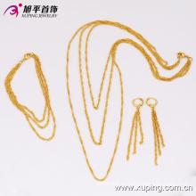 63617 Conjunto de joyas de mujer de alta calidad Graceful Royal de nueva moda