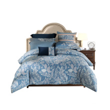 China Suppliers Luxury 100% cotton quilt cover bedding sets