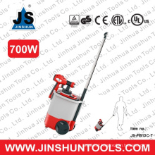 JS 2015 Novo design pulverizador de controle remoto700W
