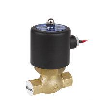 """US(2L)-15 1/2"""" 2/2Way Steam Brass pneumatic solenoid valve"""