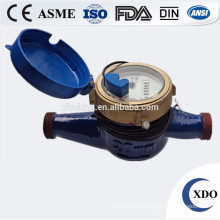 Factory Price Residential Water Meter with Pulse Output