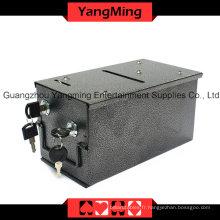 Réservoir d'eau de pompage de boîte de pièce de fer portative portative (YM-MX01)