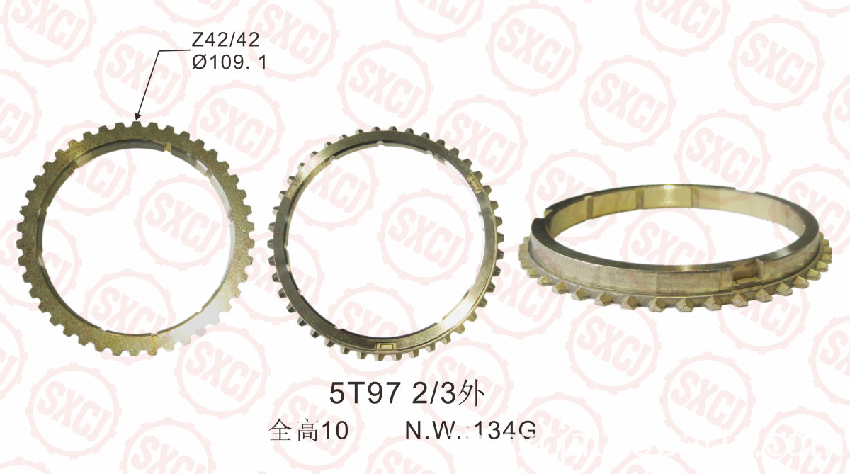 Gear Part Connect Tooth Ring