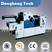 Agrupamento e numeração máquina de Impressão Offset