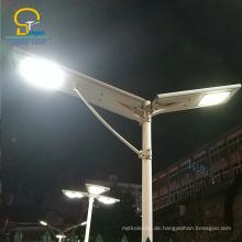 Innovatives intelligentes Licht in einem Solar-LED-Straßenlaterne