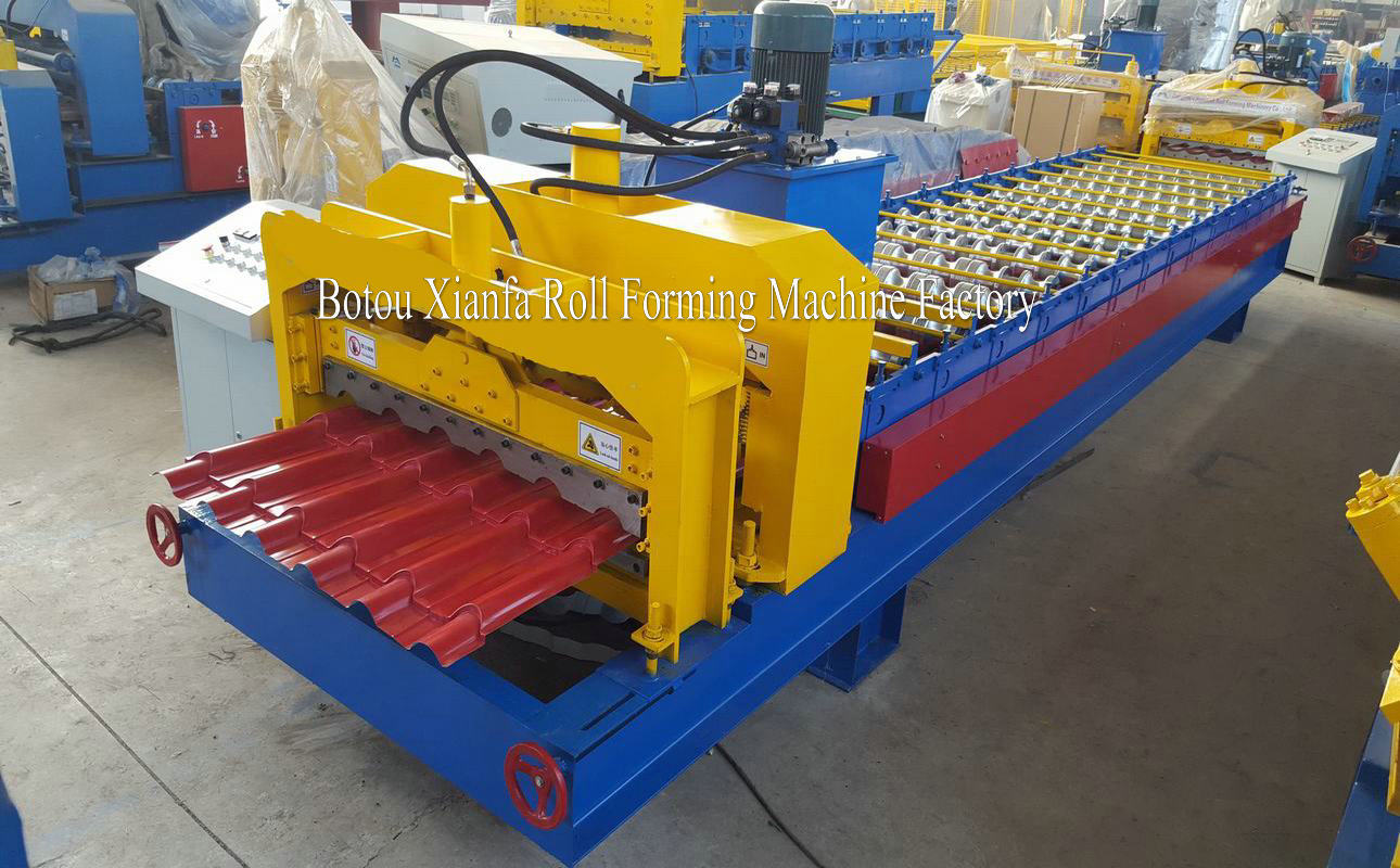 roof tile sheet coil galvanizing machine