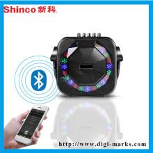 2016 Популярный портативный мини перезаряжаемый Bluetooth Wireless Music Speaker