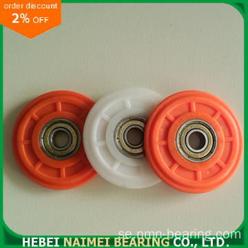 608ZZ Bearing Sliding Furniture Roller