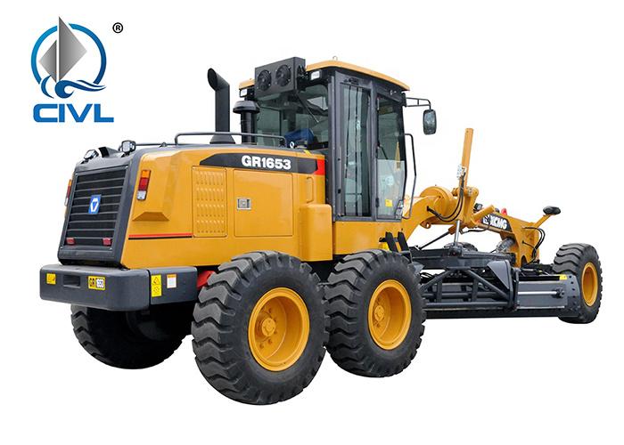 Gr165 Motor Grader 2