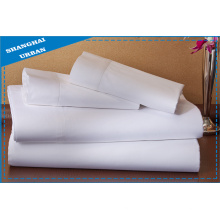 Literie couchée en coton et polyester