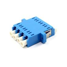 Adaptador quádruplo LC monomodo / multimodo 4 portas